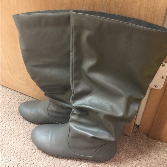 18eb46d6ed6c9 Journee Collection Shoes - Journee wide calf boots